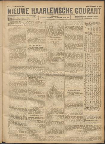 Nieuwe Haarlemsche Courant 1921-01-26