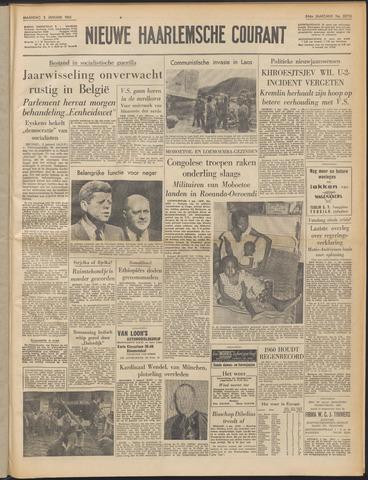 Nieuwe Haarlemsche Courant 1961