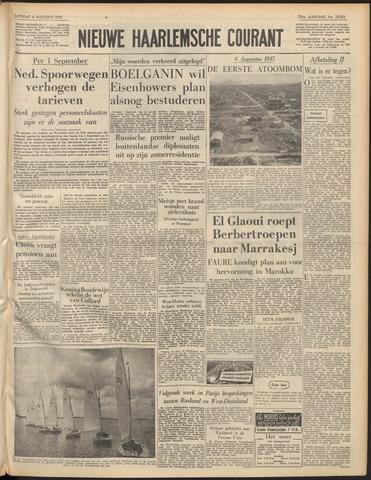 Nieuwe Haarlemsche Courant 1955-08-06