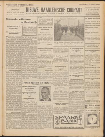 Nieuwe Haarlemsche Courant 1932-10-08