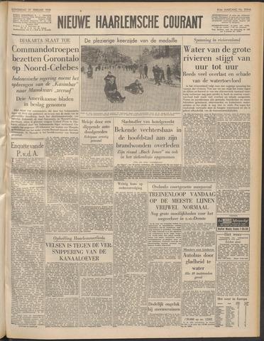 Nieuwe Haarlemsche Courant 1958-02-27