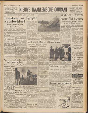 Nieuwe Haarlemsche Courant 1951-11-02