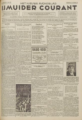 IJmuider Courant 1938-10-12