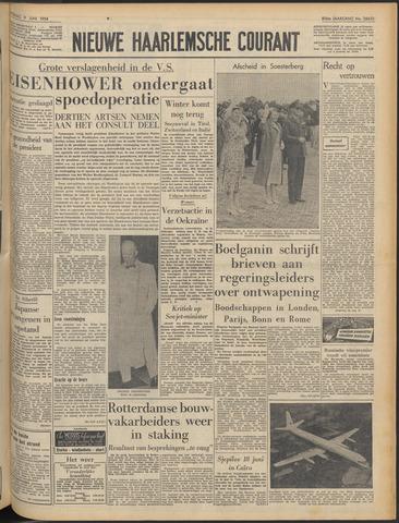 Nieuwe Haarlemsche Courant 1956-06-09