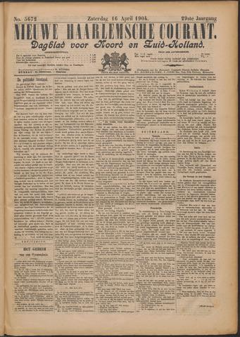 Nieuwe Haarlemsche Courant 1904-04-16