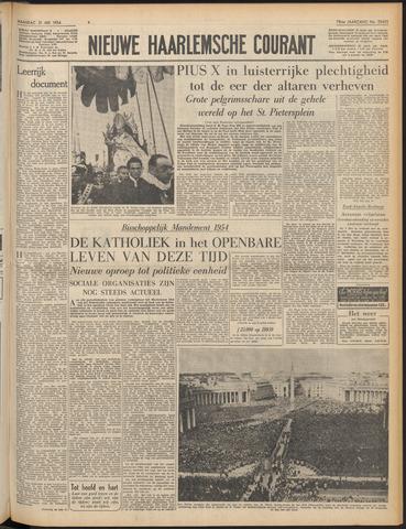 Nieuwe Haarlemsche Courant 1954-05-31