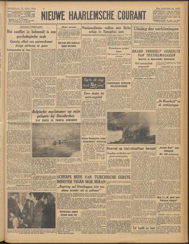 Nieuwe Haarlemsche Courant 1949-06-22