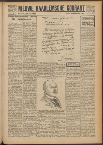 Nieuwe Haarlemsche Courant 1922-06-21