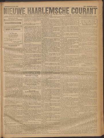Nieuwe Haarlemsche Courant 1919-07-23
