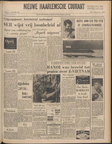 Nieuwe Haarlemsche Courant 1965-11-16