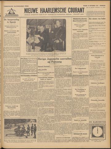 Nieuwe Haarlemsche Courant 1937-09-10