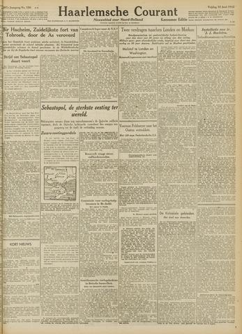 Haarlemsche Courant 1942-06-12