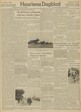 Haarlem's Dagblad 1947-06-26