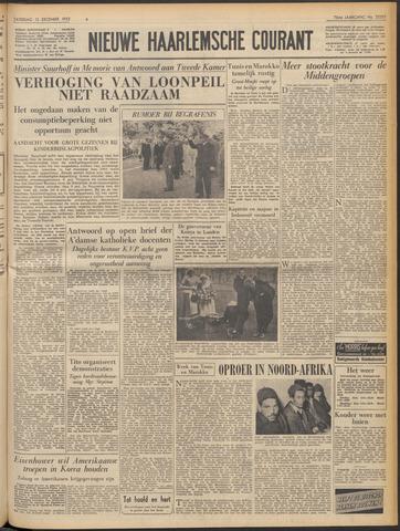 Nieuwe Haarlemsche Courant 1952-12-13