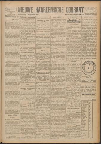 Nieuwe Haarlemsche Courant 1923-08-02