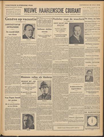 Nieuwe Haarlemsche Courant 1932-07-25