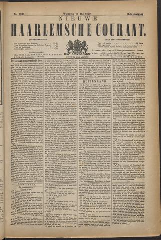 Nieuwe Haarlemsche Courant 1892-05-11