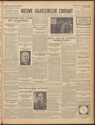 Nieuwe Haarlemsche Courant 1935-01-13