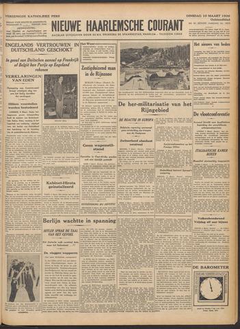 Nieuwe Haarlemsche Courant 1936-03-10