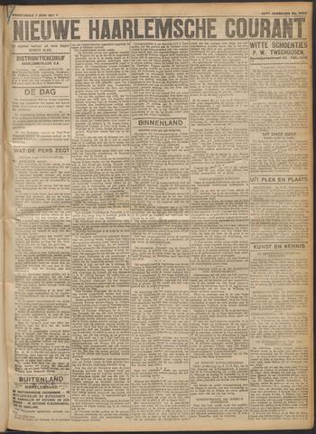 Nieuwe Haarlemsche Courant 1917-06-07
