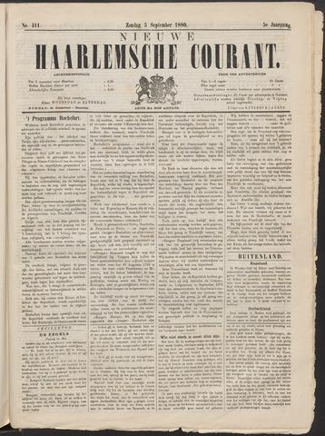 Nieuwe Haarlemsche Courant 1880-09-05