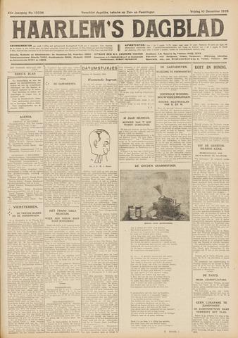 Haarlem's Dagblad 1926-12-10