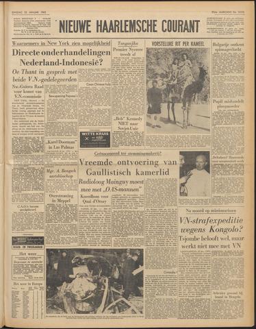 Nieuwe Haarlemsche Courant 1962-01-23