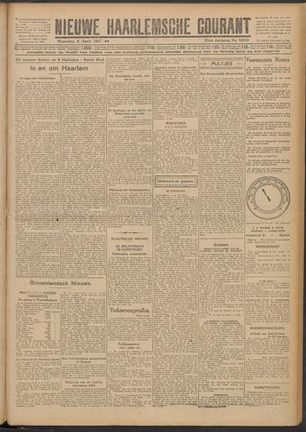 Nieuwe Haarlemsche Courant 1927-04-06