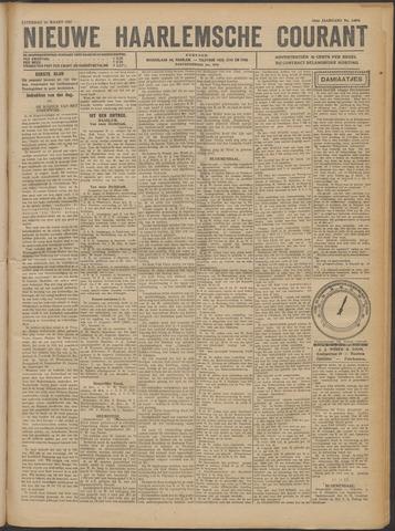 Nieuwe Haarlemsche Courant 1922-03-18
