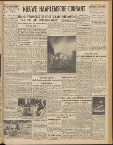 Nieuwe Haarlemsche Courant 1949-06-03