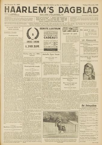 Haarlem's Dagblad 1935-11-08