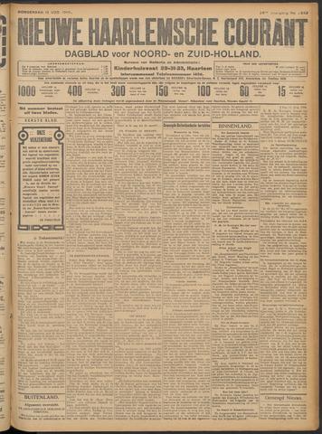 Nieuwe Haarlemsche Courant 1909-08-12