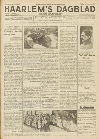 Haarlem's Dagblad 1935-08-30