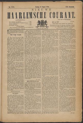 Nieuwe Haarlemsche Courant 1890-03-23