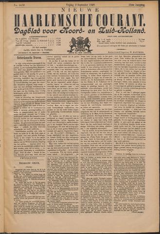 Nieuwe Haarlemsche Courant 1898-09-09