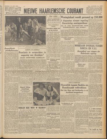 Nieuwe Haarlemsche Courant 1950-06-20