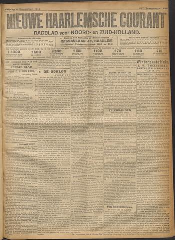 Nieuwe Haarlemsche Courant 1915-11-19