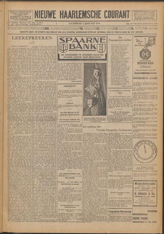 Nieuwe Haarlemsche Courant 1930-01-04