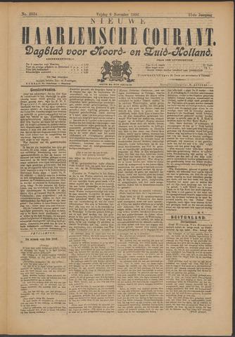 Nieuwe Haarlemsche Courant 1896-11-06