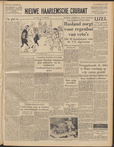 Nieuwe Haarlemsche Courant 1955-12-14