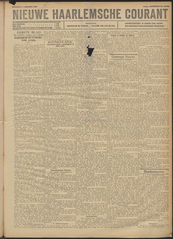 Nieuwe Haarlemsche Courant 1921-01-14