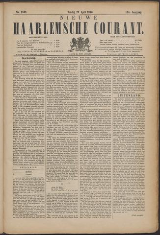 Nieuwe Haarlemsche Courant 1890-04-27