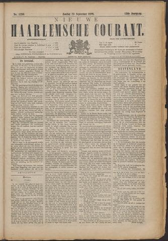 Nieuwe Haarlemsche Courant 1888-09-23