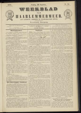 Weekblad van Haarlemmermeer 1873-08-22