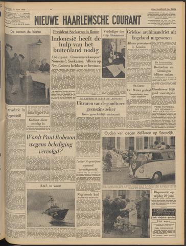 Nieuwe Haarlemsche Courant 1956-06-13