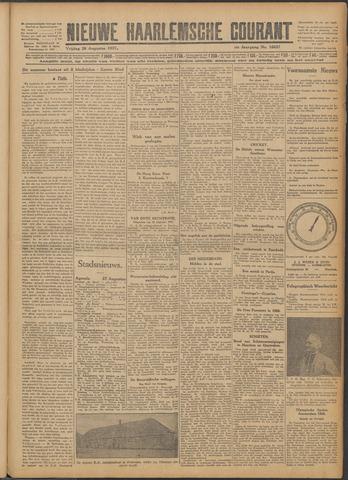 Nieuwe Haarlemsche Courant 1927-08-26