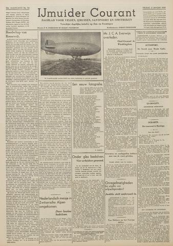 IJmuider Courant 1939-01-06