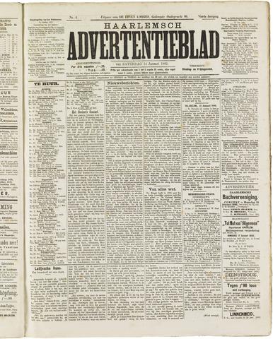 Haarlemsch Advertentieblad 1882-01-14