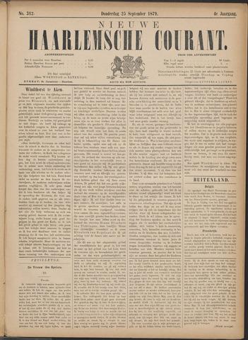 Nieuwe Haarlemsche Courant 1879-09-25
