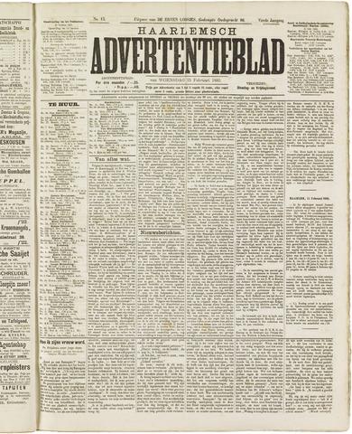 Haarlemsch Advertentieblad 1882-02-15
